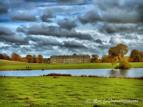 Petworth House view