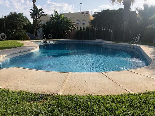 Pool in Vera Playa